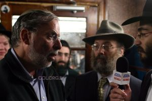 Paul Hubner the Moser with Hikind