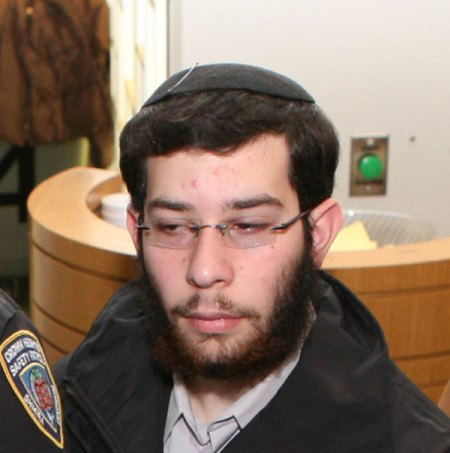Moshe Betesh's father robbed the shul