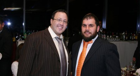 fat chazzer belly and levi hecht the mosser