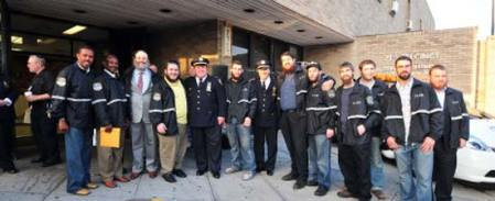 shmira, the new cappos of crown heights