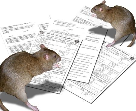 Rats and Mossrim. Chanina Sperlin. Shmira-COP