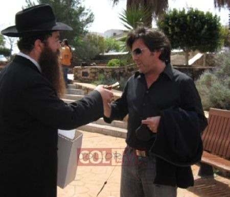 collive and Chabad.info working hand in hand (wow sweet love!)