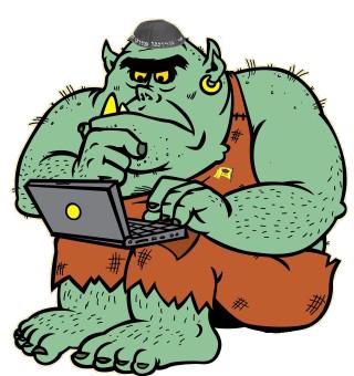 Meshichist-Internet-Troll (מישיחיסט)