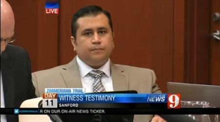 Zimmerman Trial