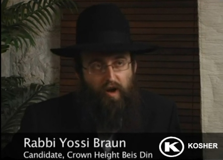 Yosef Yeshaya Braun-Rabbi Don Yoel Levy-ok kosher-