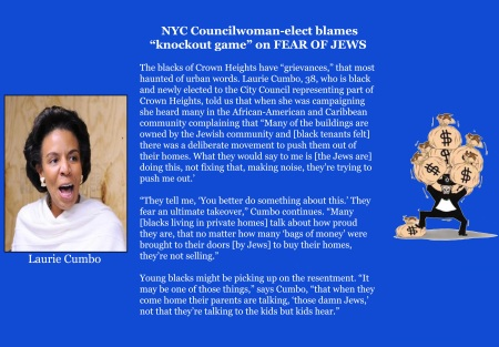 Councilwoman-elect Laurie Cumbo-crown heights-brooklyn-new york-2013