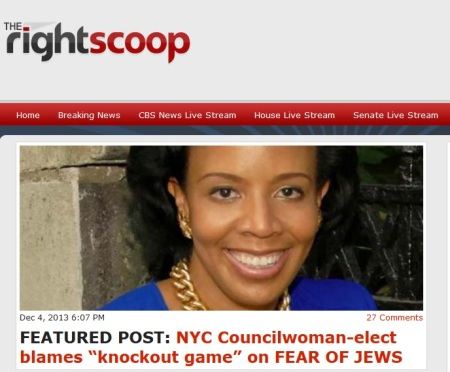 NYC Councilwoman-elect Laurie Cumbo