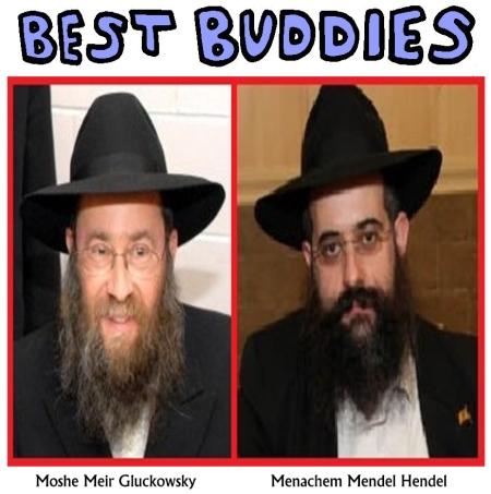 Moshe meir gluckowsky-menachem mendel hendel-Central Yeshiva Tomchei Timimim Lubavitz of the U.S.A.